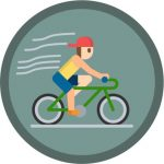 icono bicicleta