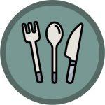 icono gastronomía