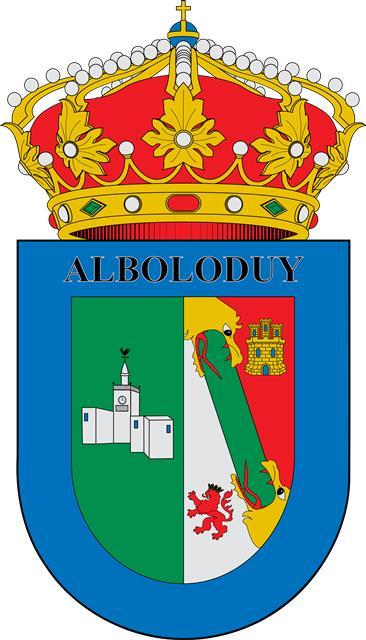 Escudo de Alboloduy