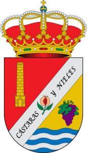 Escudo de Cástaras