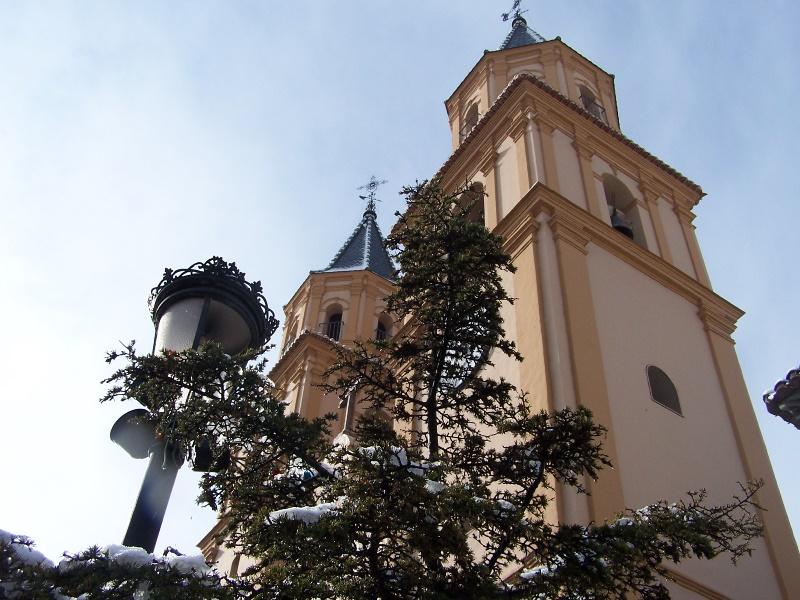 Iglesia parroquial de Orgiva Ntra. Sra. de la Espectación